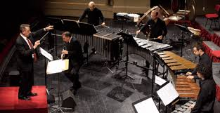 Concerto for Clarinet and percussion ensemble